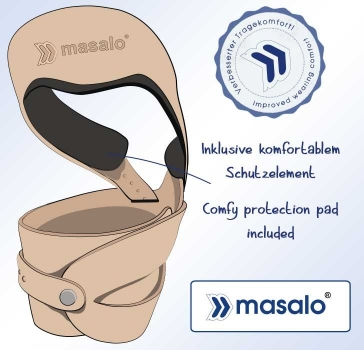 Masalo Cuff Basic with protection element